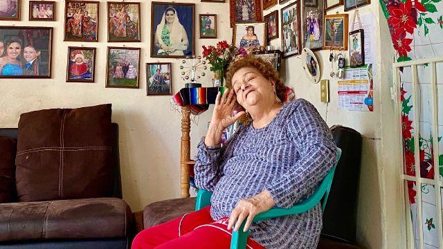 Esther Noriega Molina tía Tey