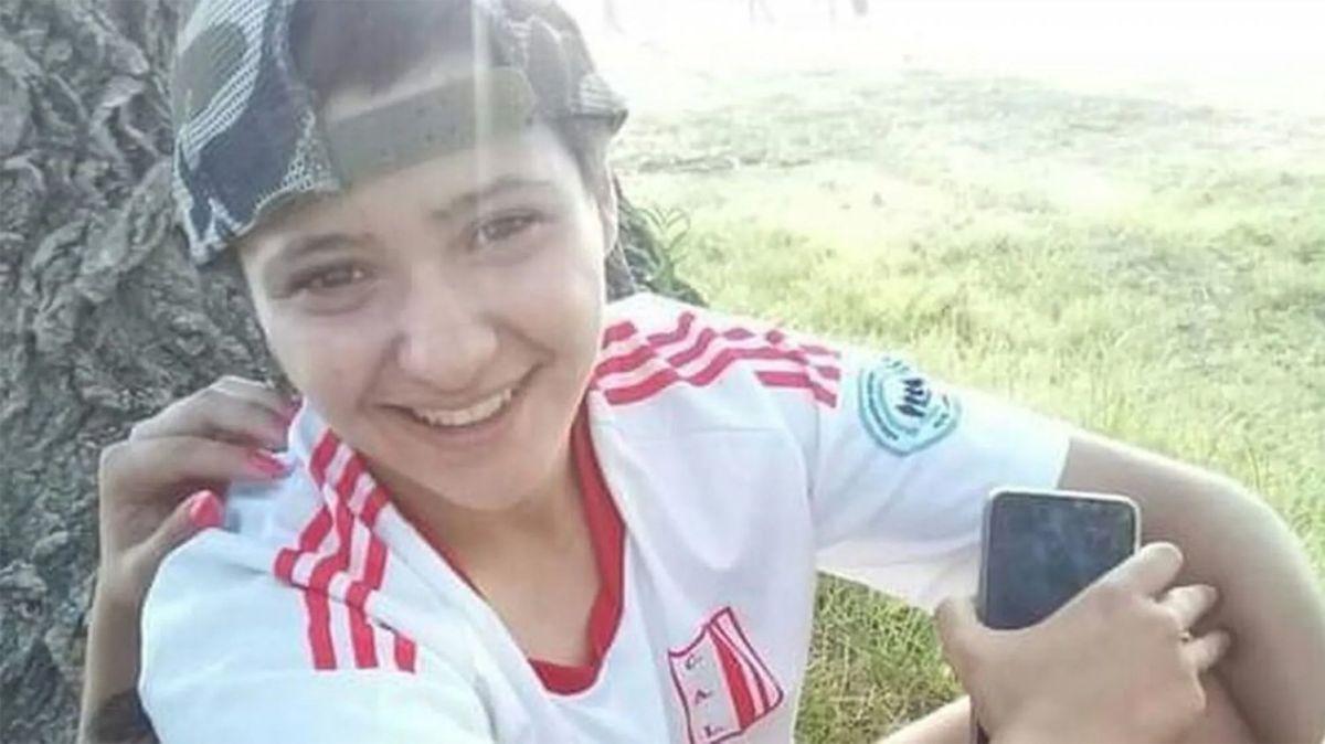 chico trans desaparecido en Argentina