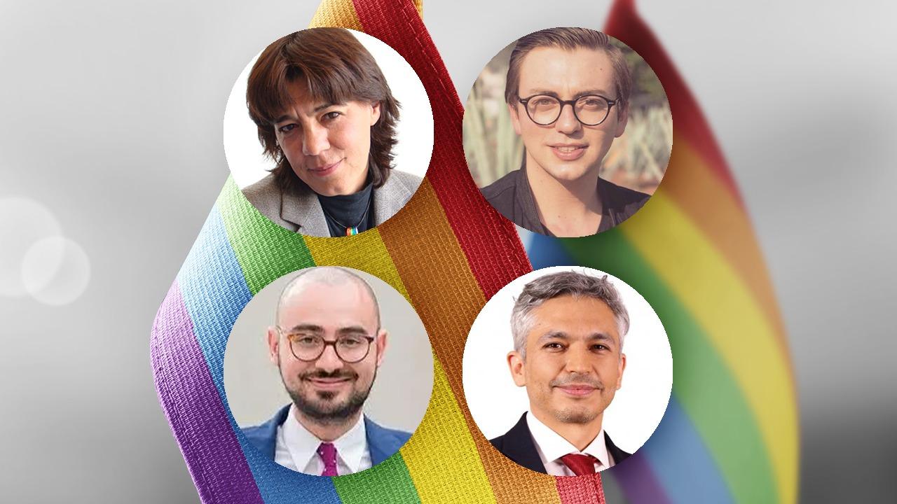 candidatos LGBT+ al distrito 12 Zona Rosa