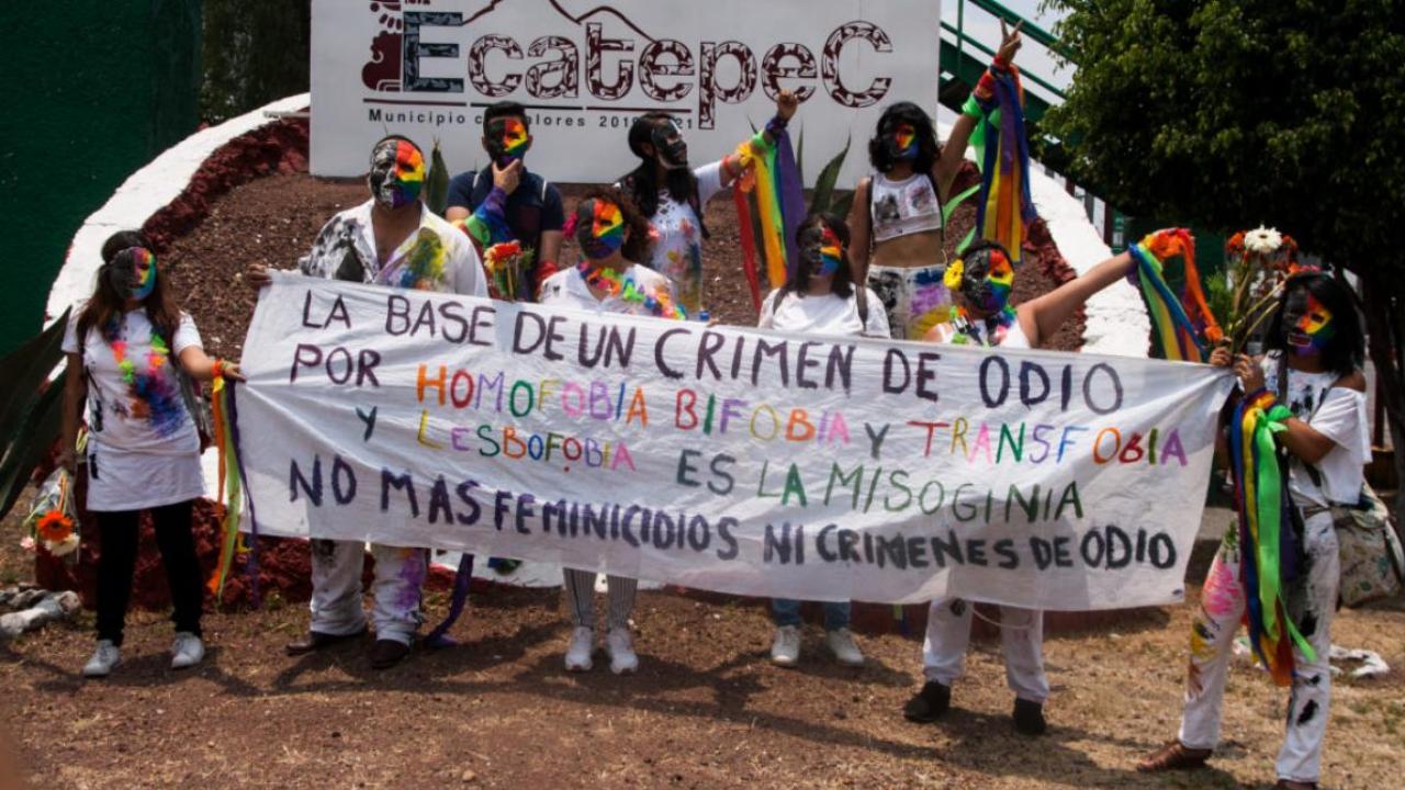 direccion diversidad sexual ecatepec edomex estado de méxico lgbt