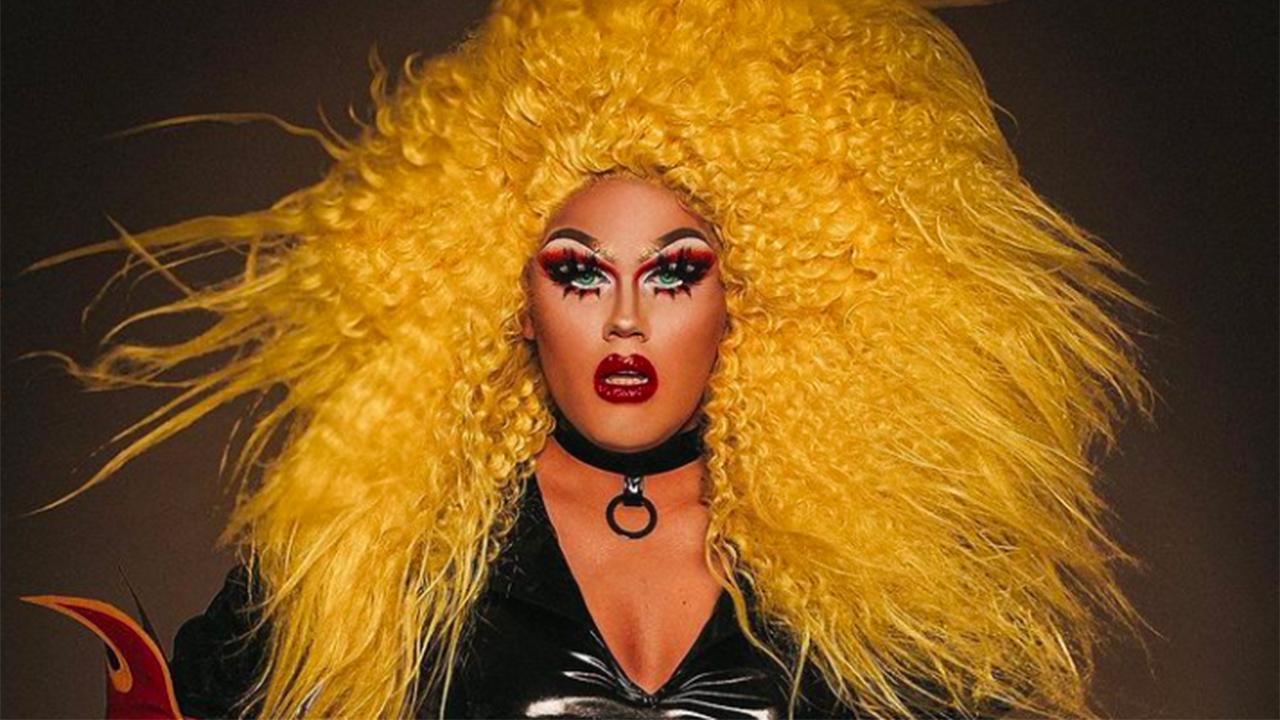 letal drag queen villano dragon ball
