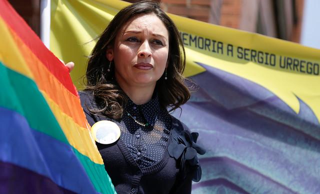 Madres que lucha por sus hijos LGBT+