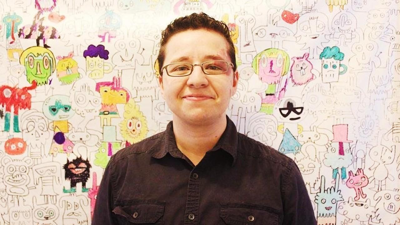 Loren Daniel maestro trans despedido de la UANL