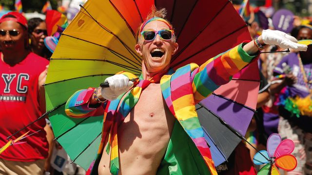 Marcha LGBT+ NUeva York