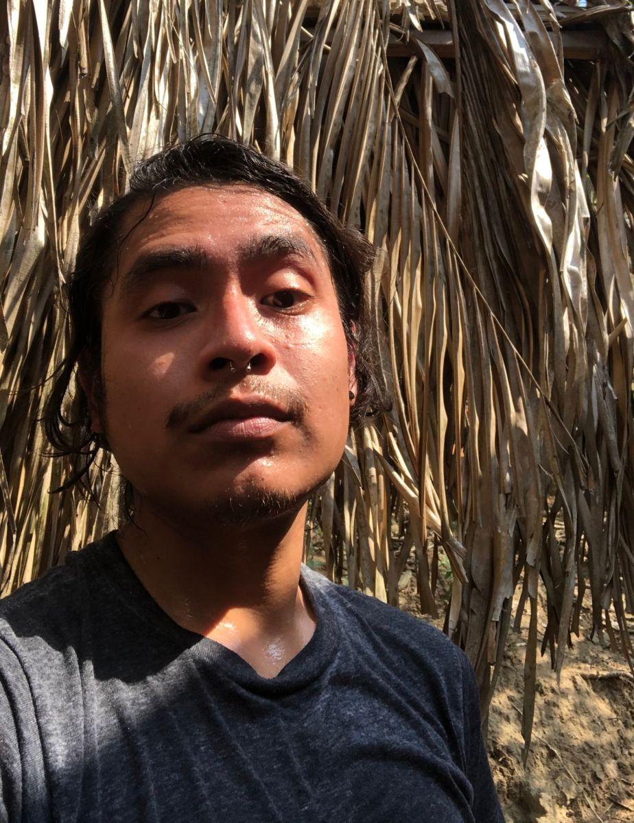 Activistas VIH Aldahir Jimenez