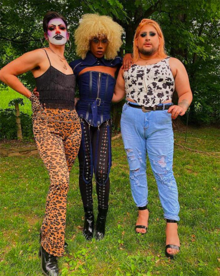 queer personas misgender trans no binario