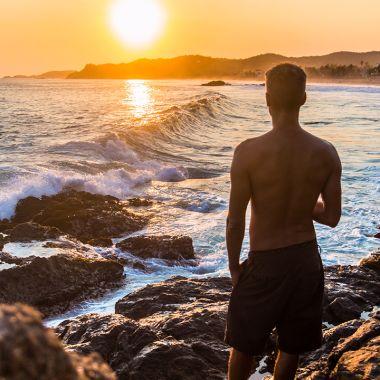zipolite playa nudista gay oaxaca