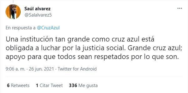 Fans de Cruz Azul son aliados LGBT+