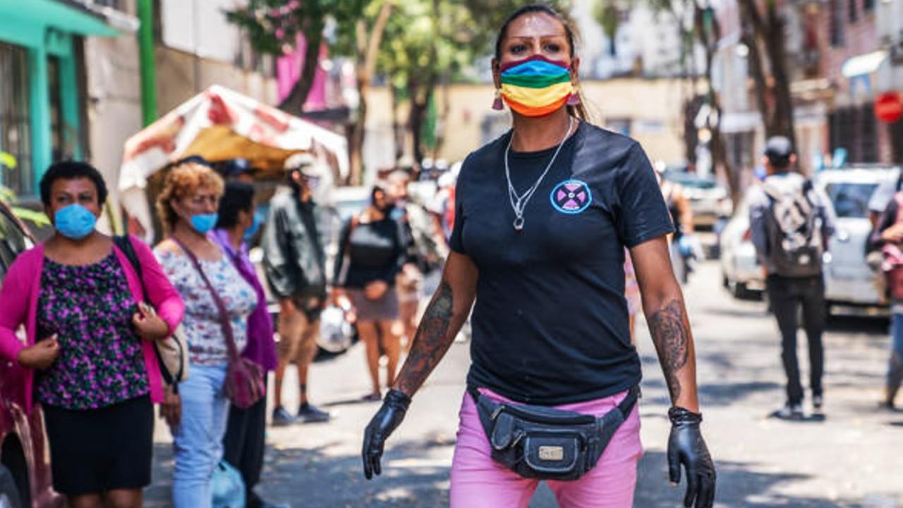 Conductor transfóbico de Uber niega servicio a Kenya Cuevas y mujeres trans