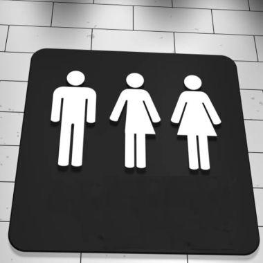 google baños género neutro
