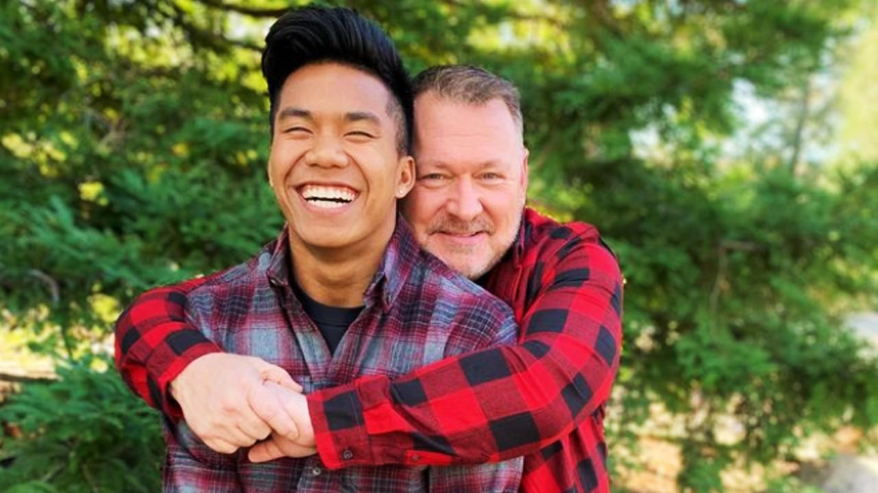 Jordan Windle atleta olímpico con papá gay