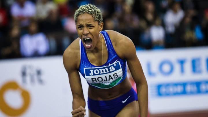 Yulimar Rojas atletas LGBT+ latinas en Juegos Olímpicos