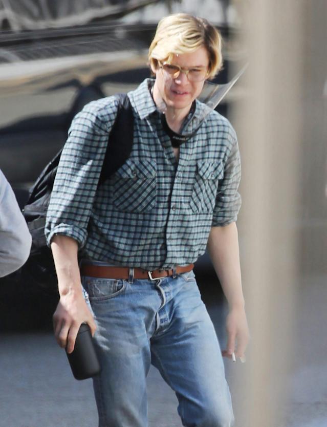 Evan Peters Jeffrey Dahmer