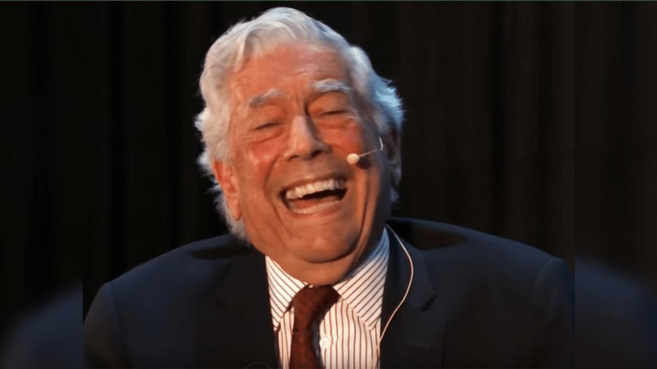 Mario Vargas Llosa se burla de palabra todes, lenguaje inclusivo y personas no binarias
