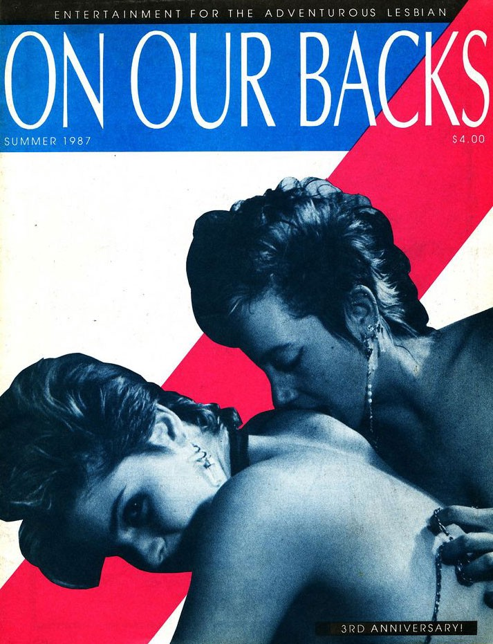 On Our Backs portada lesbian herstory archives