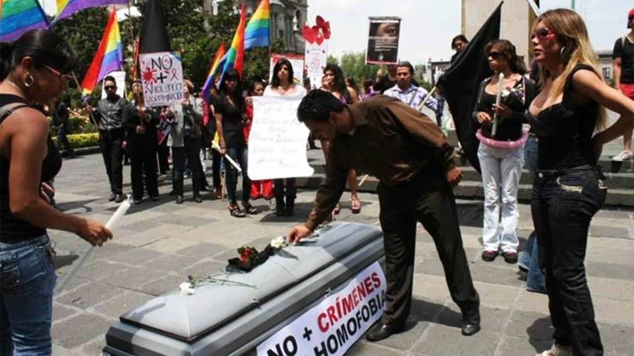 Estados que castigan los crímenes de odio en México