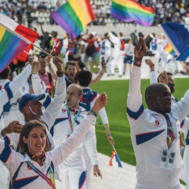 Historia de los Gay Games