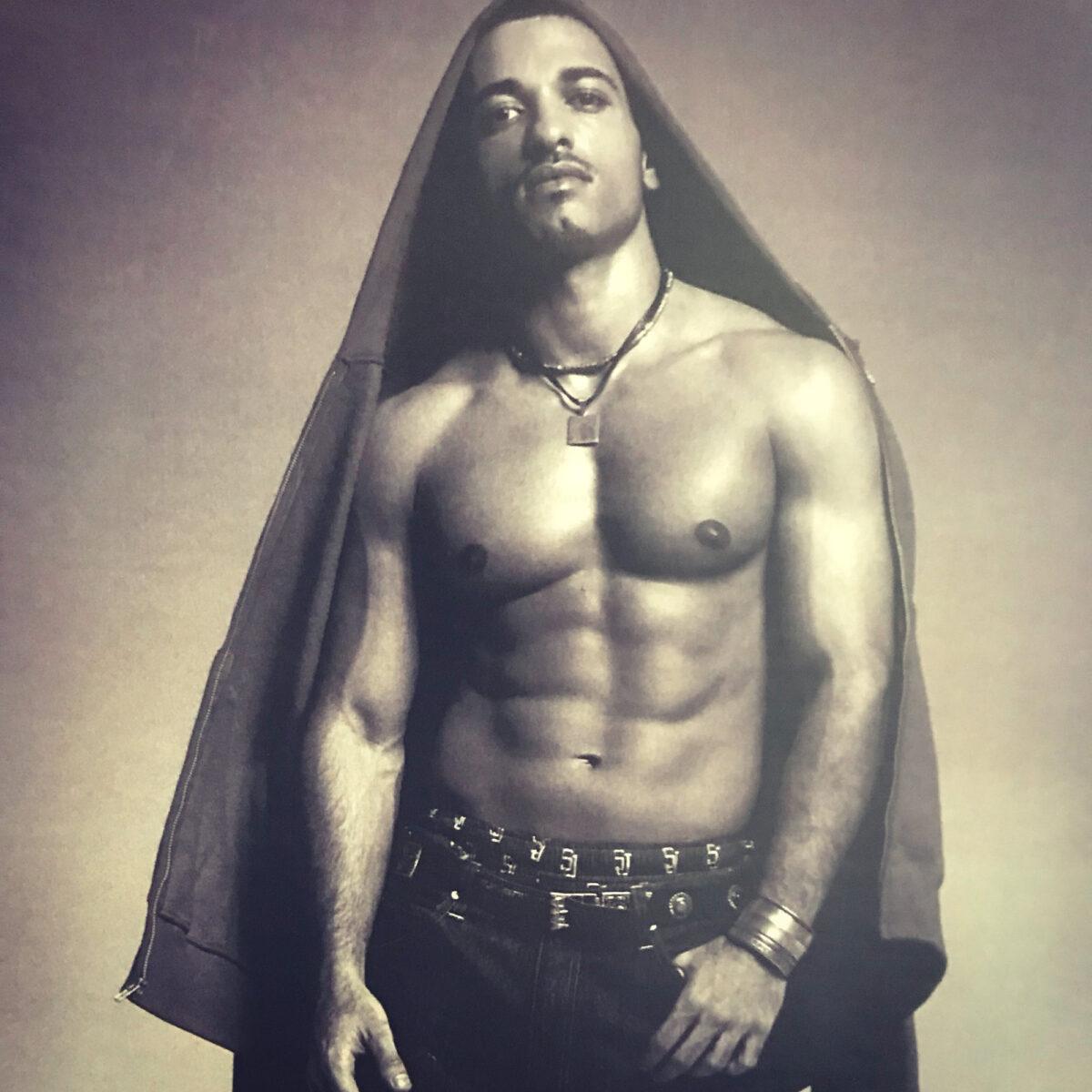 Haaz Sleiman actor gay Eternals