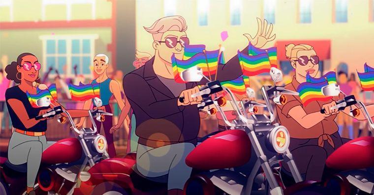 Q-Force LGBT+