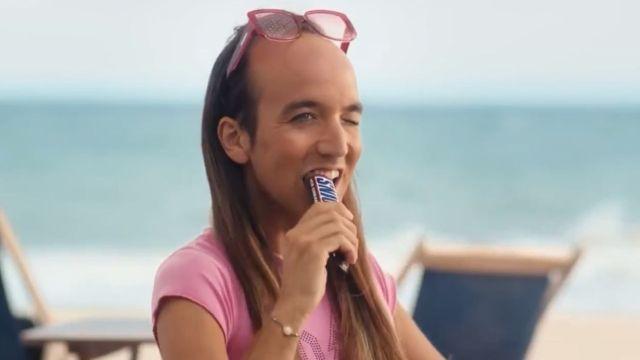 snickers campaña aless gibaja homofobia transfobia
