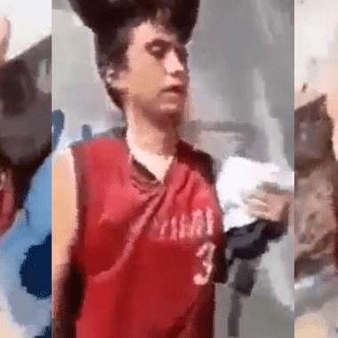Video de la detención de José Eduardo Ravelo el Güero en Mérida