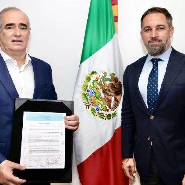 carta de madrid PAN Vox comunismo LGBT Julen rementería santiago Abascal
