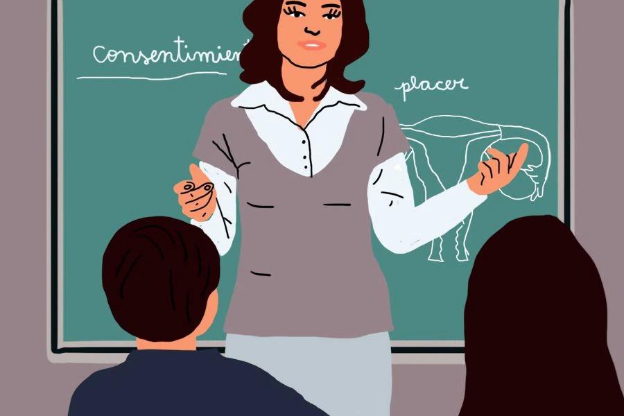 Derecho a educación sexual en las escuelas