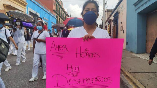 Personas con VIH temen por despido de personal médico de CAPASITS en Oaxaca
