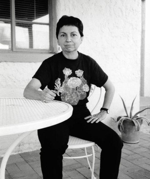 gloria anzaldúa lesbiana feminista chicana poeta texas