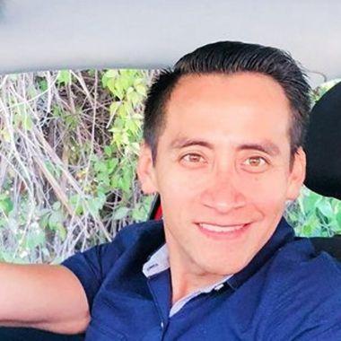 Ismael Estrada Maldonado candidato LGBT+ a regidor de Tijuana