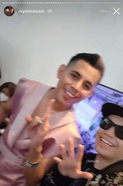 Jhonny Caz Raymix billboard latin music week