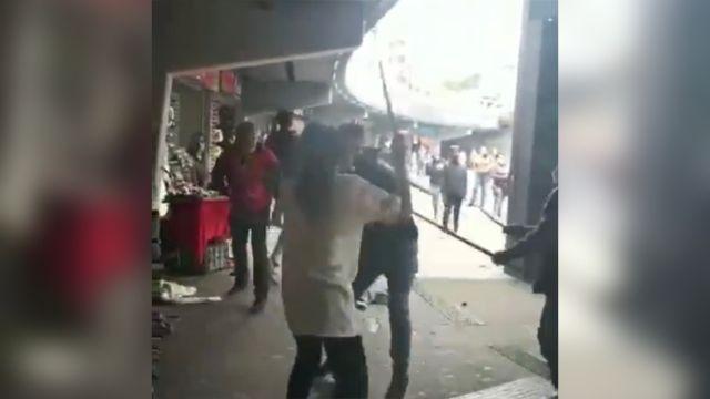 la tianguis disidente lgbt glorieta de los insurgentes agresión palos