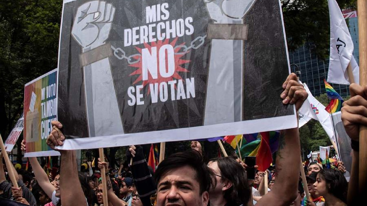 Estados de México con leyes LGBTfóbicas