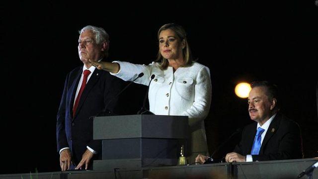 Maru Campos gobernadora homofóbica de Chihuahua se opone a los derechos LGBT+