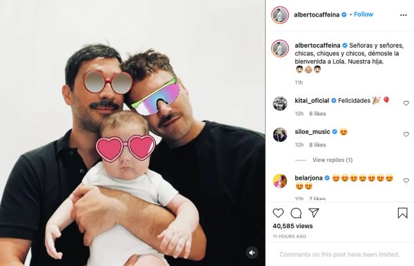 Alberto Jiménez novio Miguel Flor de Lima hija