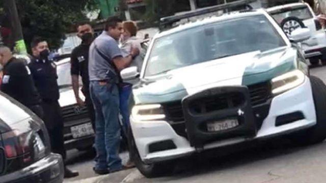 activista LGBT+ Jaqueline Martínez Quiroz sufre violencia de la policías de CDMX