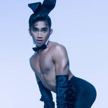 Bretman Rock influencer gay aparece en portada de Playboy