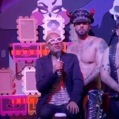 Gustavo Helguera hizo críticas a participantes en La más draga 4