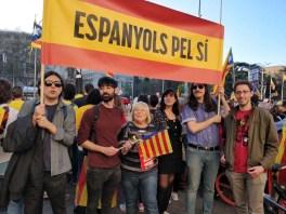 Espanyols pel si
