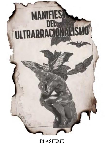 Apéndice al manifiesto del Ultrarracionalismo