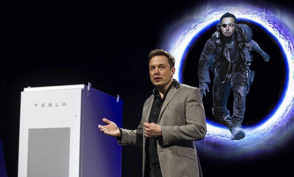 Elon Musk abre las puertas del presente a Elon Musk'