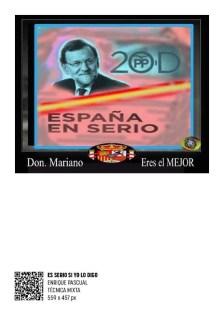 """España en serio en broma"""""""