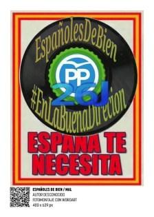 """""""Españoles de bien / mal"""""""