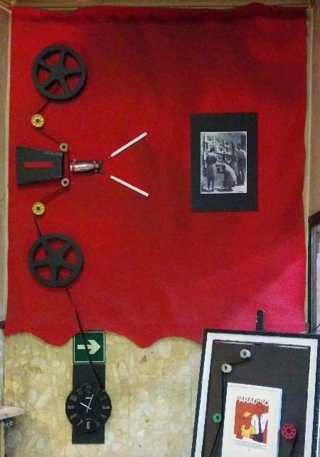 Hall del cine duque de alba
