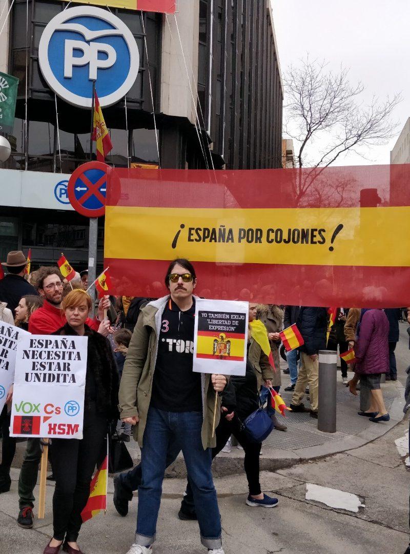 Los filósofos se suman a la manifestación por la unidad de España