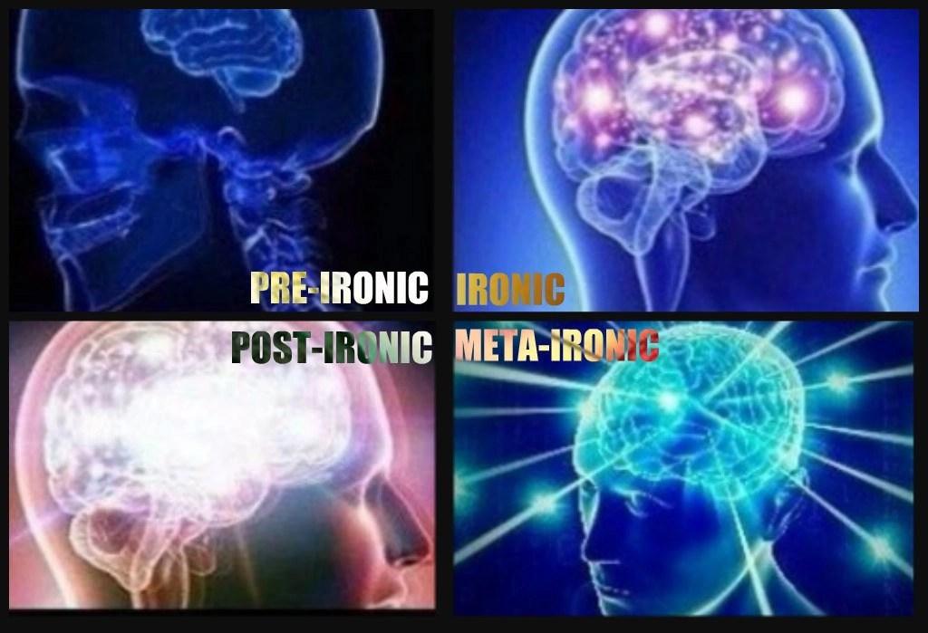 Test: ¿Cuál es tu forma de ironía? 🤓 😏 😠 🙃