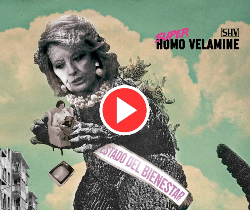 Super Homo Velamine: 9 vídeos porno ultrarracionales