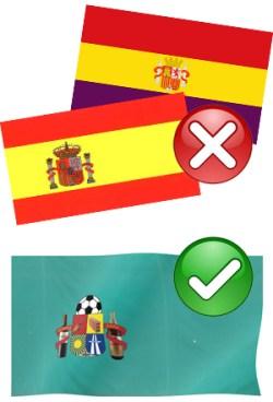 Abajo la República española