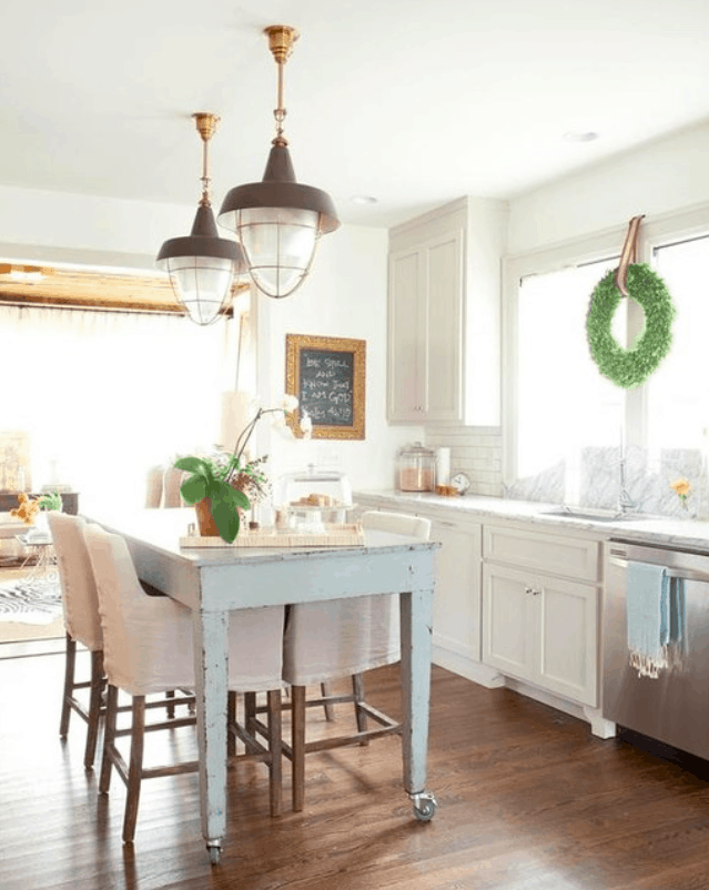 latest trends in kitchen lighting