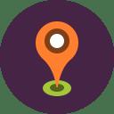 Location-Pin – Homz N Space Dubai